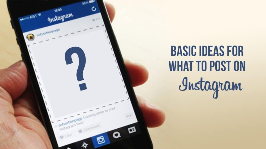 1280x720 blogpost post IG Basic Ideas for What to Post on Instagram