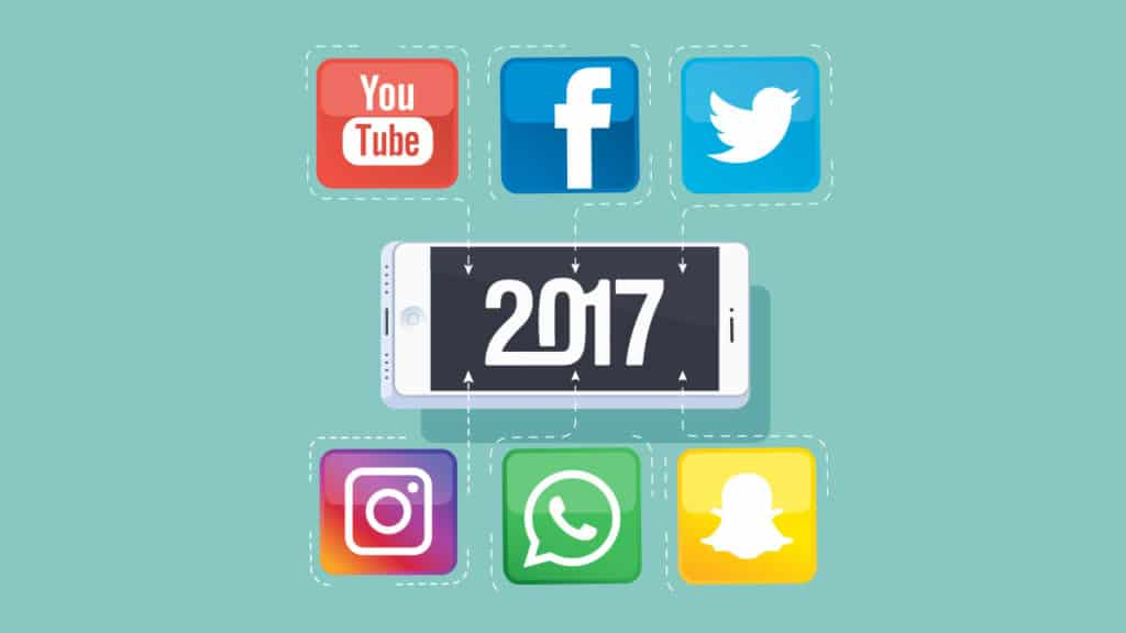 Social Media in 2017 - What to Expect