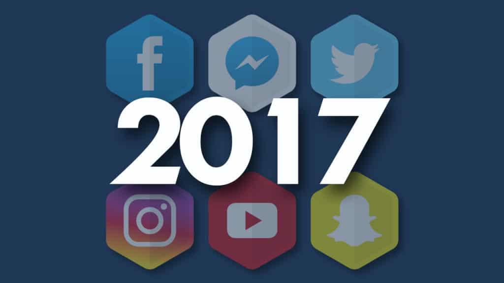 5 Social Media Predictions for 2017