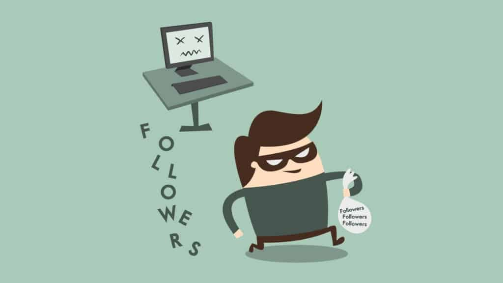 How to Stop Your Competitor from Taking Your Social Media Followers