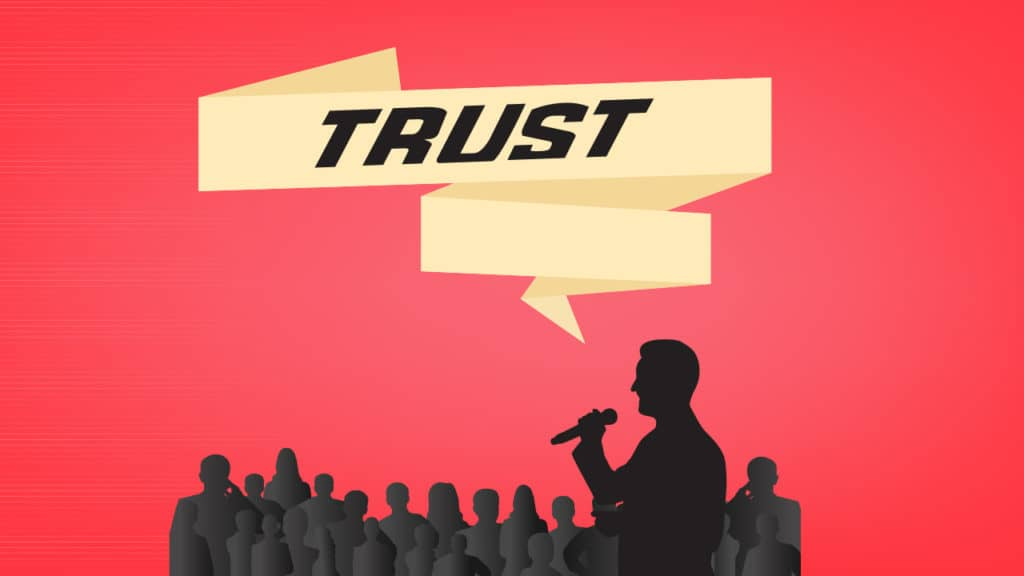 Getting Your Audience to Trust You on Social Media