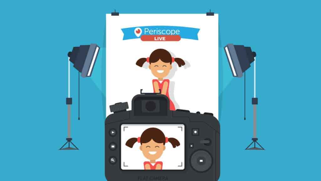 Things to Make Sure Before Going Live on Periscope