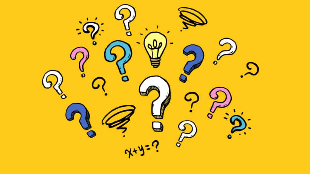 Three Big Questions Three Big Questions to Strengthen Your Social Media Strategy