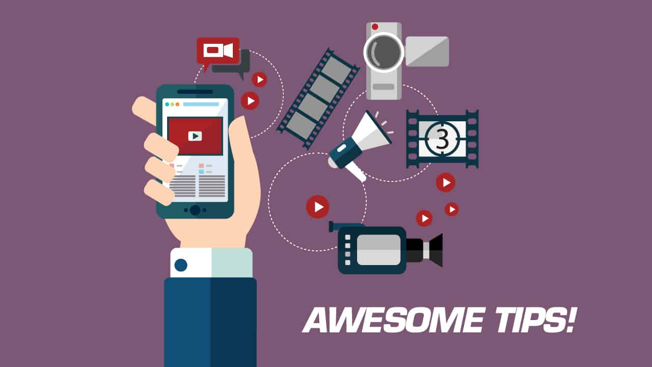 Three Awesome Tips to Get More Engagement for Your Social Media Videos