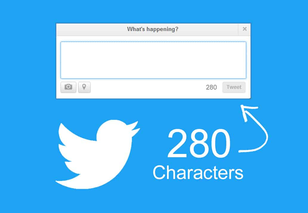 Twitter Is Testing the new Tweet – 280 Characters Twitter Is Testing the new Tweet – 280 Characters