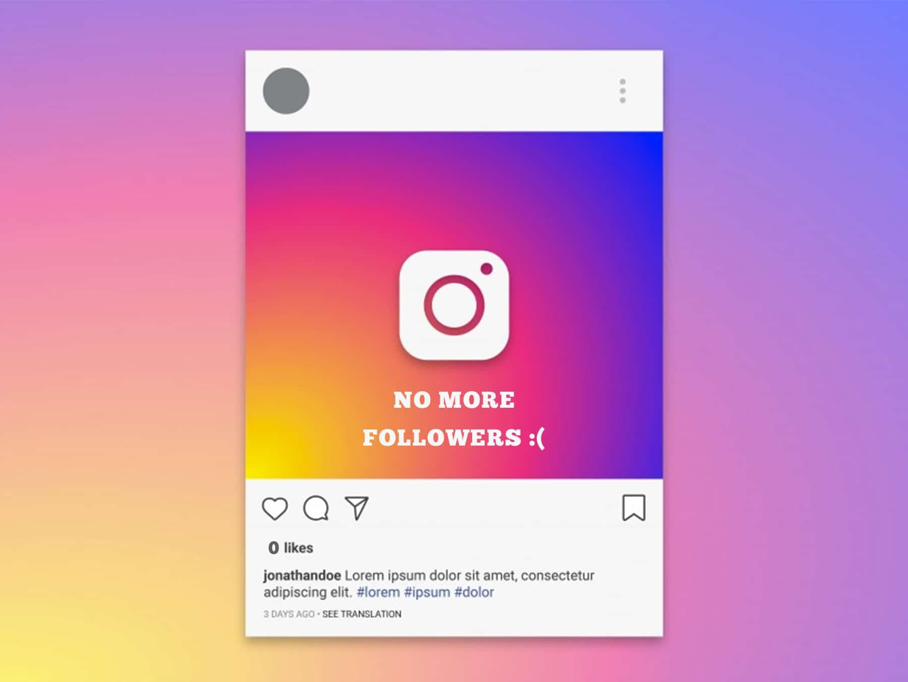 7 Big Reasons Why You're No Longer Gaining Followers on Instagram