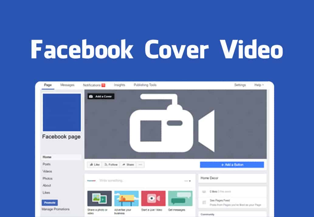 Everything You Need to Know About Facebook Cover Video