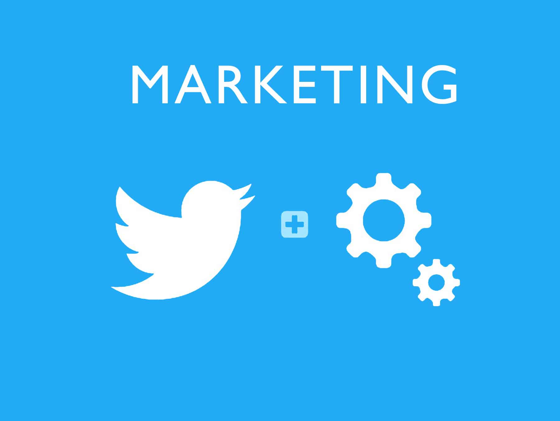 Five Things That Possibly Make Twitter as Your Main Marketing Platform Three Things That Possibly Make Twitter as Your Main Marketing Platform
