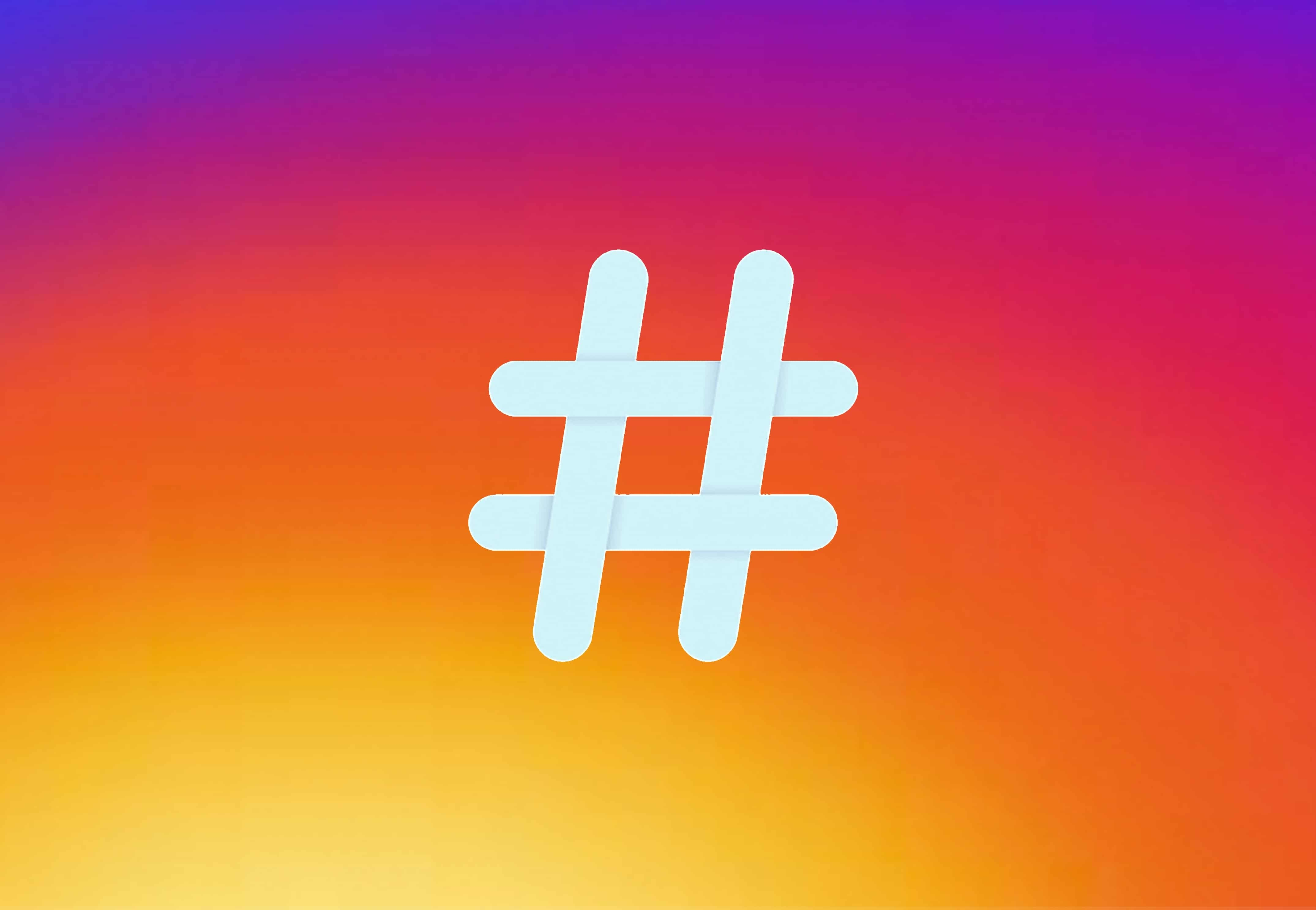 Hashtags May Soon Become Something to Follow on Instagram