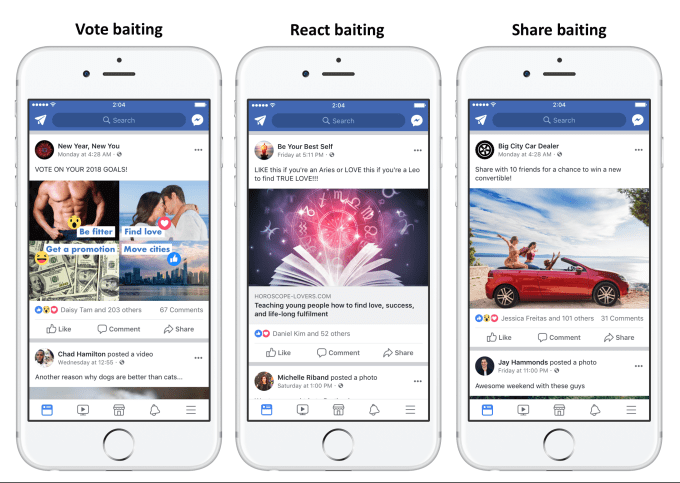 combo 1 Begging for Engagement on Facebook Will Do More Harm in the Future