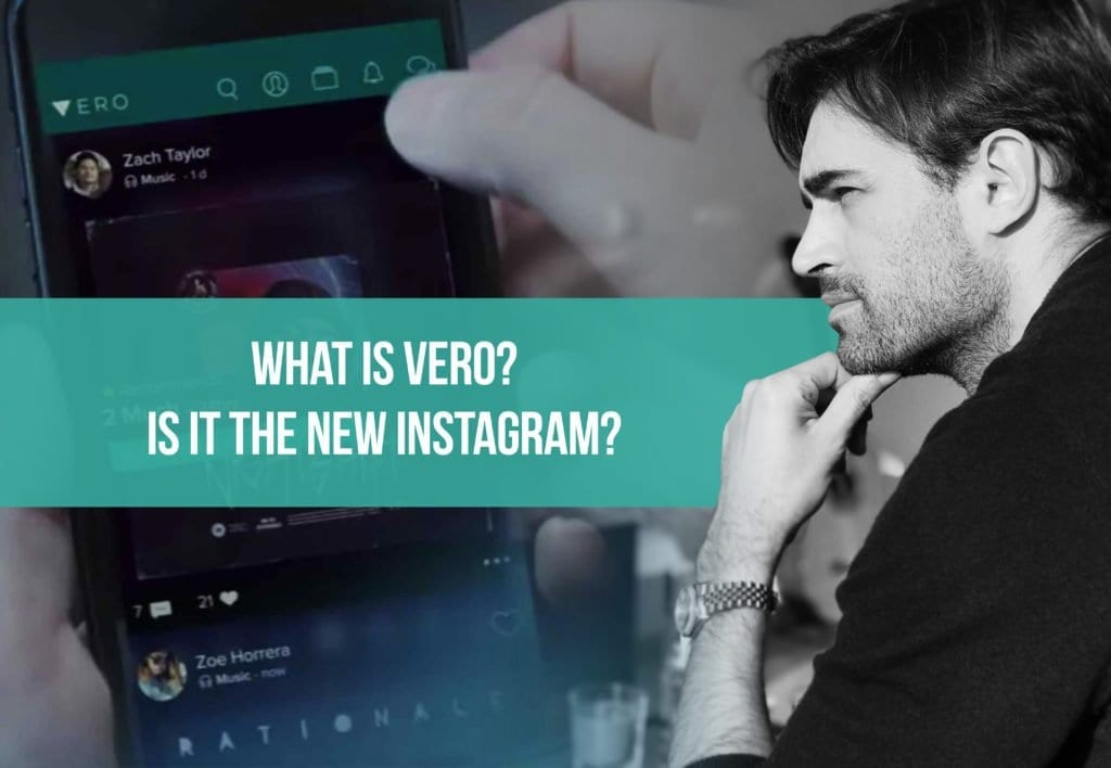 What is Vero? Is it the new Instagram?